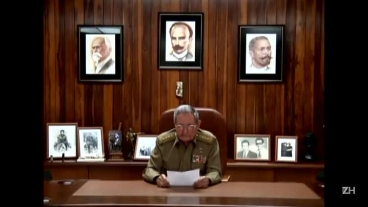 Cuba prepara funeral de Fidel Castro