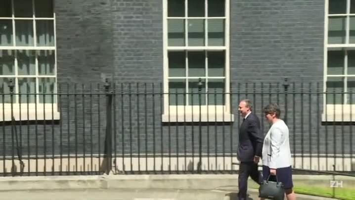 Premier britânica busca apoio para o Brexit