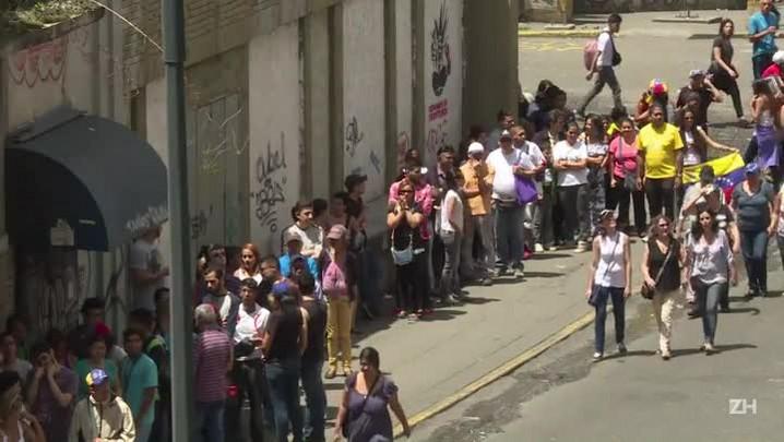 Chavistas desiludidos votaram contra Maduro