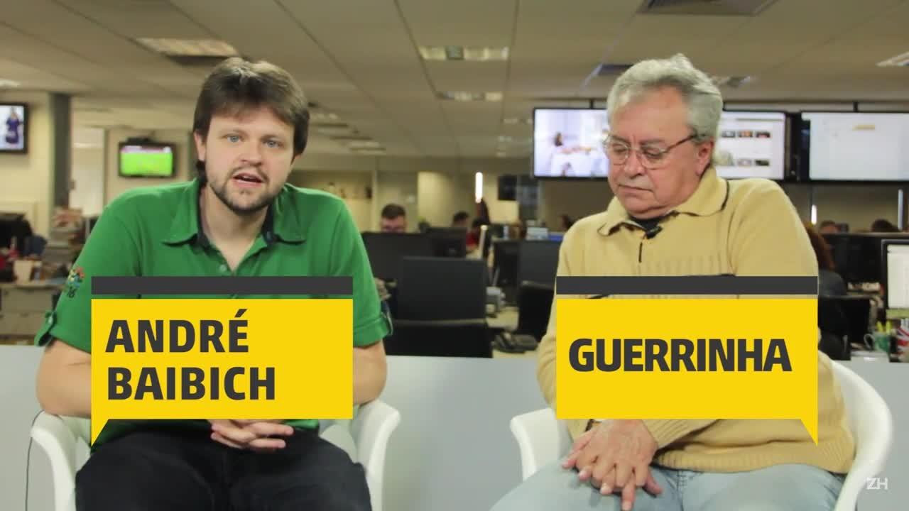 #CentralDoTorcedor: o Inter vai subir com tranquilidade? O substituto de Luan está no grupo do Grêmio?