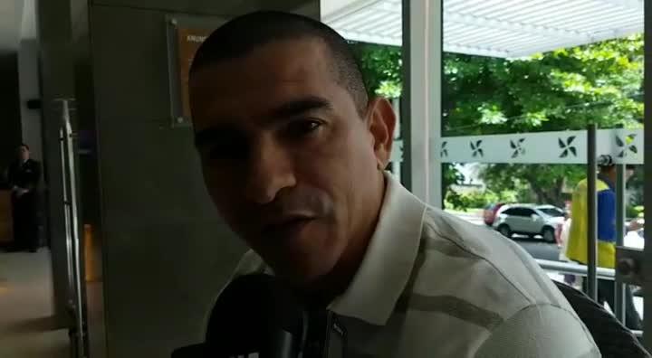 Aristizábal considera Brasil favorito ao título da Copa 2018