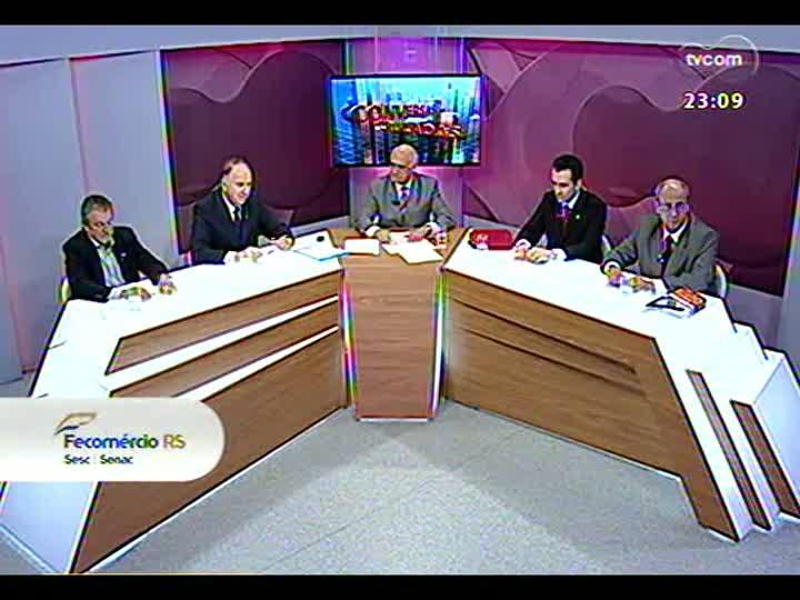 Conversas Cruzadas - Prefeitos decretam estado de calamidade administrativa de seus antecessores recentes: Como resolver o problema? - Bloco 4 - 08/01/2013