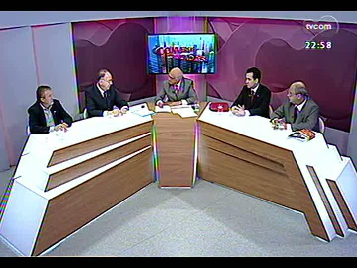 Conversas Cruzadas - Prefeitos decretam estado de calamidade administrativa de seus antecessores recentes: Como resolver o problema? - Bloco 3 - 08/01/2013