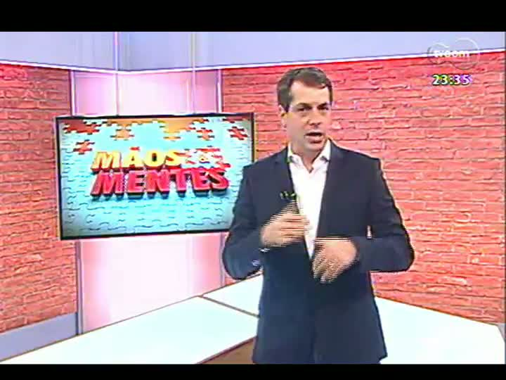Mãos e Mentes - Momentos marcantes: reveja trechos da entevista da coach Lígia Nery da Silveira