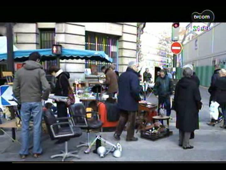 TVCOM Tudo Mais - TVCOM 360: Feirinhas de Paris