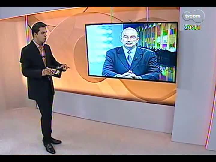 TVCOM 20 Horas - 21/01/2013 - Bloco 2 - Internação involuntária de dependentes químicos