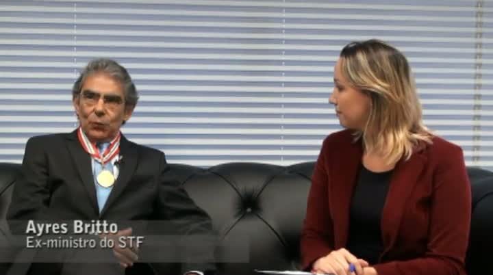 Entrevista com Ayres Britto