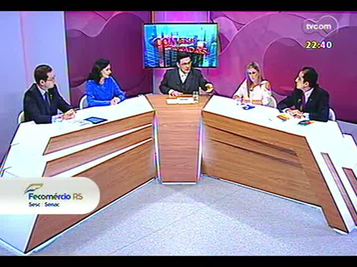Conversas Cruzadas - No Dia do Consumidor, o programa pergunta: qual a realidade das relações de consumo no país? - Bloco 3 - 15/03/2013