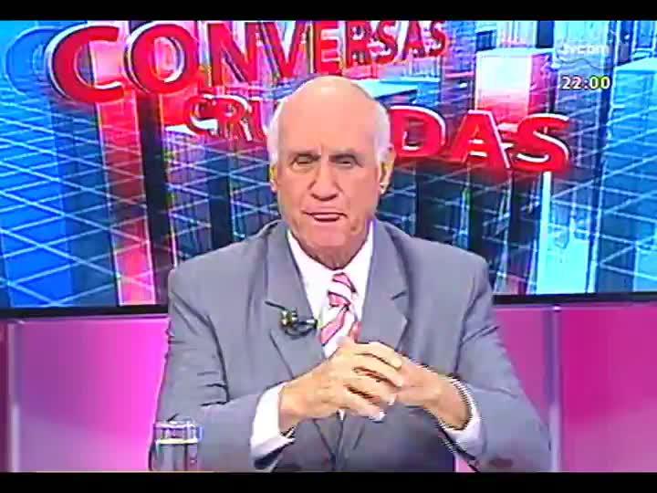 Conversas Cruzadas - ICMS: projeto aprovado em comissão do Senado pode prejudicar ainda mais as finanças do RS. O que fazer? - Bloco 1 - 10/05/2013