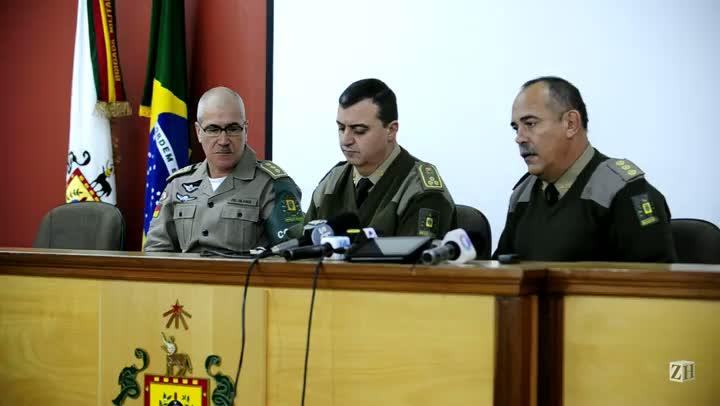 Comando-geral da Brigada Militar explica a prisão de tenente-coronel