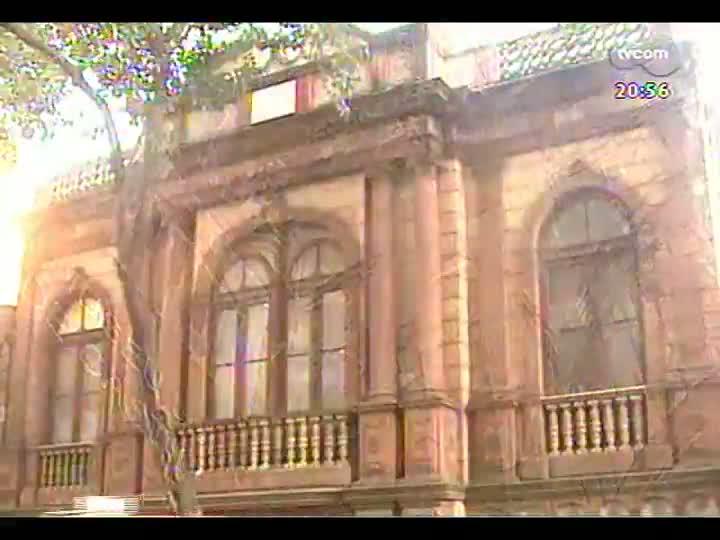 TVCOM Tudo Mais - Casa onde viveu Júlio de Castilhos será reaberta à população após 16 anos