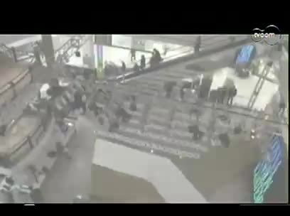 TVCOM Tudo Mais - Camarote 36 - 4º bloco – 26/09/2013