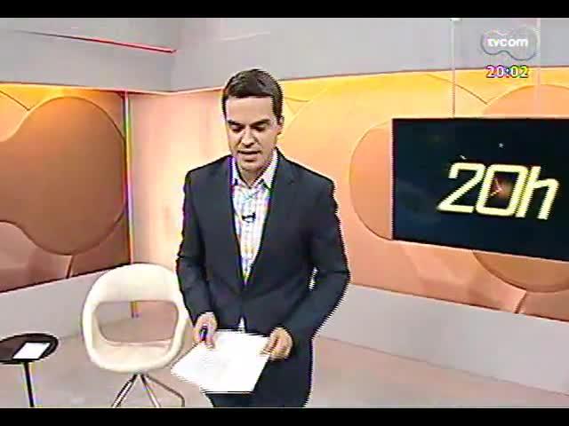 TVCOM 20 Horas - Gastos com diárias na AL é questionado em relatório do TCE - Bloco 1 - 30/09/2013