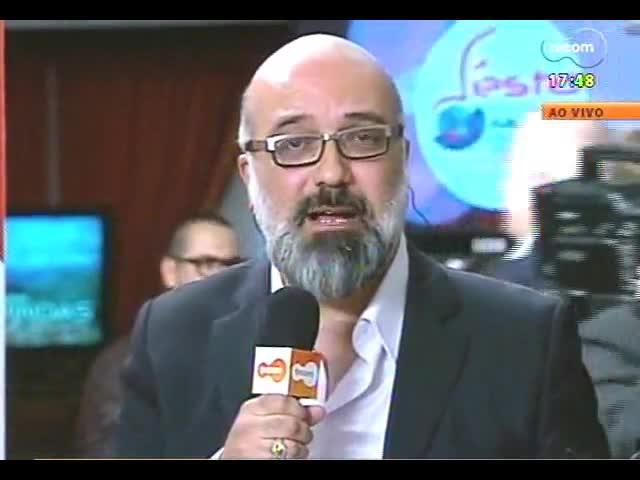 Programa do Roger - Direto da Festa Nacional da Música: Sidney Magal e Samuca do Acordeon - bloco 1 - 21/10/2013