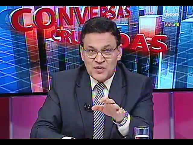 Conversas Cruzadas - Debate sobre o reajuste proposto pelo governo para o salário mínimo regional - Bloco 2 - 19/11/2013