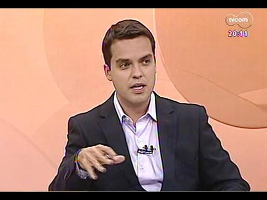 TVCOM 20 Horas - Estamos preparados para receber uma invasão de argentinos no Brasil? - Bloco 2 - 06/12/2013