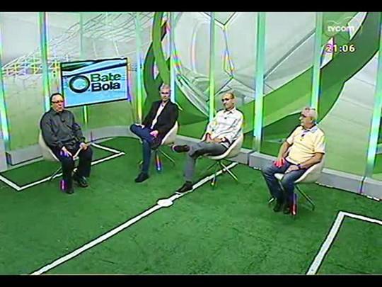 Bate Bola - Conversa sobre o início do Campeonato Gaúcho - Bloco 1 - 19/01/2014