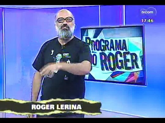 Programa do Roger - Roger Lerina recebe o grupo Call Me Lolla - Bloco 1 - 22/01/2014