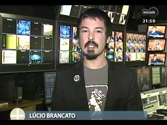 TVCOM Tudo Mais - Lúcio Brancato fala sobre a cantora Caro Emerald