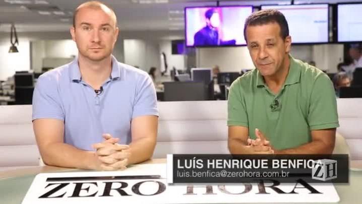 Pós-jogo ZH: a volta de D\'Alessandro no Inter e a semana de Libertadores do Grêmio