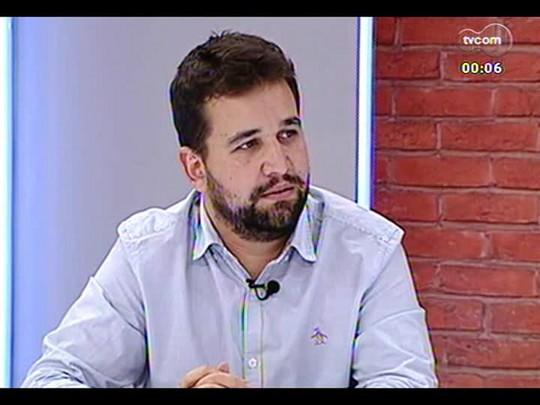 Mãos e Mentes - Relações públicas Guilherme Alf - Bloco 3 - 17/03/2014