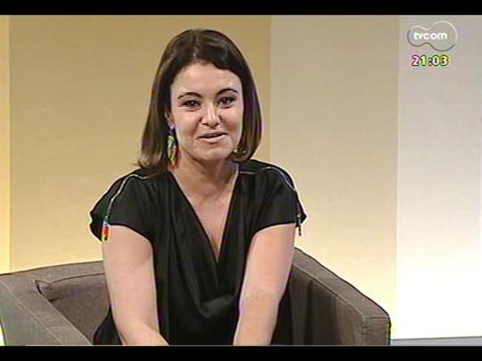TVCOM Tudo Mais - Entrevista com Regina Duarte sobre novo espetáculo