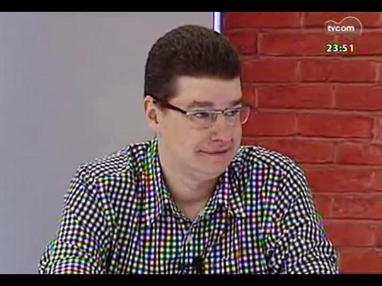 Mãos e Mentes - Jornalista e PHD em jogos digitais pelo MIT André Pase - Bloco 4 - 11/04/2014