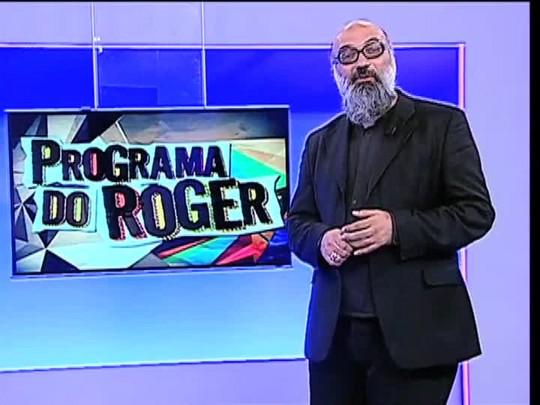 Programa do Roger - Entrevista com o artista gráfico, Ricky Bols - Bloco 1 - 14/05/2014