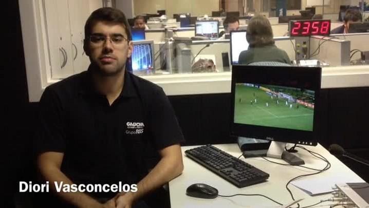 Arbitro falhou no aspecto disciplinar entre Sport e Grêmio - 28/5