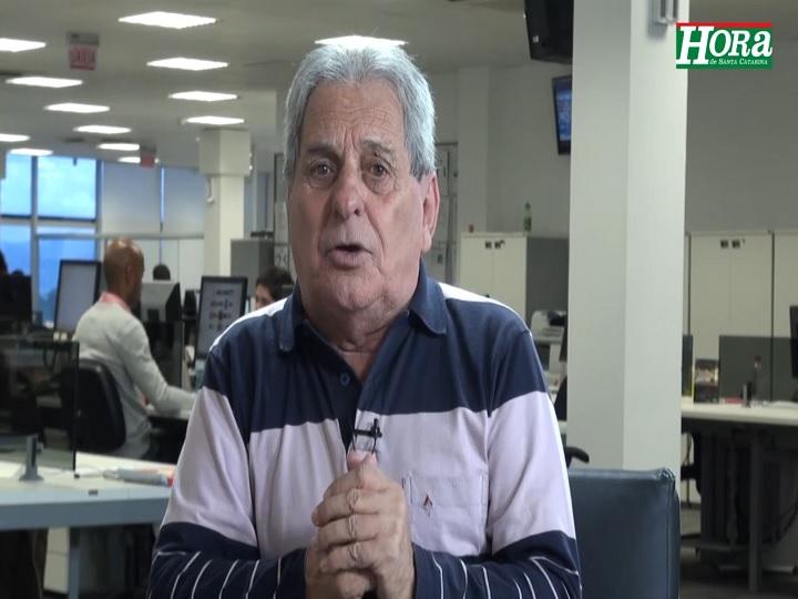 """Miguel Livramento: \""""Não sequei o Figueirense nem torci pelo Flamengo\"""""""