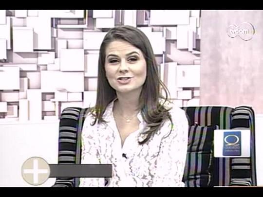 TVCOM Tudo+ - Arquitetura - 08/07/14