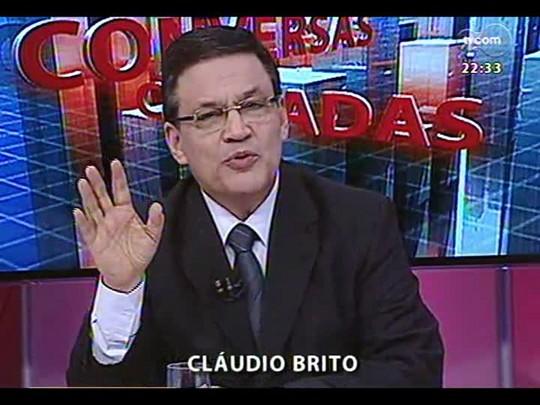 Conversas Cruzadas - O fracasso da Seleção pode ser explicado pela falta de gestão no futebol brasileiro? - Bloco 1 - 09/07/2014