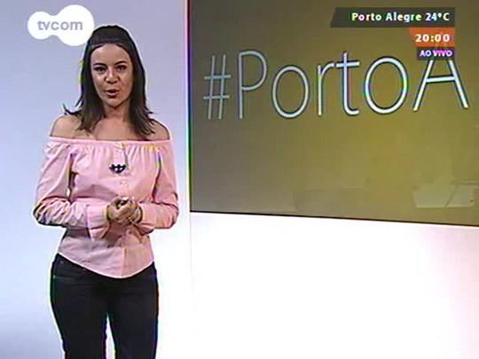 #PortoA - Porto-alegrenses aproveitam tarde de calor na véspera do aniversário de 30 anos de neve histórica na capital