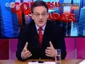 Conversas Cruzadas - Eleições 2014: entrevista com o presidente do TRE, desembargador Marco Aurélio Heinz - Bloco 4 - 29/08/2014
