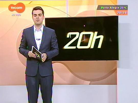 TVCOM 20 Horas - Pesquisa Ibope traz retrato da eleição no RS. Confira - Bloco 2 - 17/10/2014
