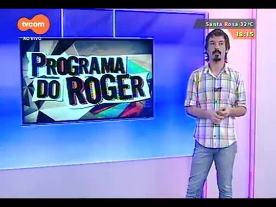 Programa do Roger - Estreias do cinema com Daniel Feix - Bloco 3 - 24/10/2014