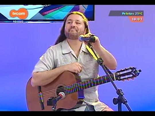 Programa do Roger - Leandro Maia, músico + Eduardo Tavares, artista - Bloco 2 - 11/11/2014