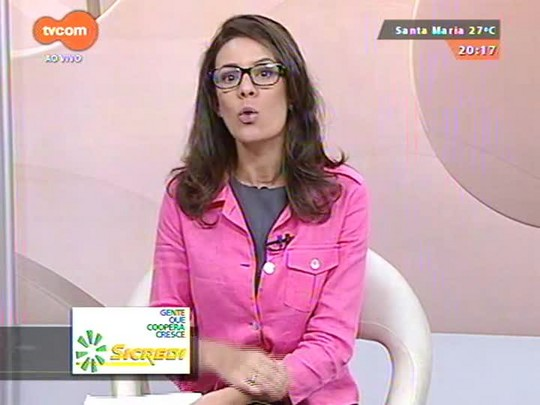 TVCOM 20 Horas - O decreto de Sartori que congela concursos e os possíveis reflexos sobre a área da segurança pública - 08/01/2015