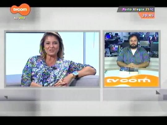 TVCOM Tudo Mais - Carlos André Moreira traz dicas de livros - 11/03/2015