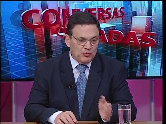 Conversas Cruzadas - Debate sobre o custo da corrupção para o país - Bloco 1 - 24/03/15