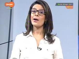 TVCOM 20 Horas - Imagens da semana: grupo de senegaleses participa da procissão em Farroupilha - 29/05/2015