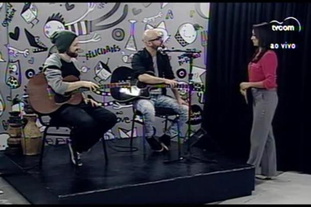 TVCOM Tudo+ - Dudu Fileti apresenta álbum autoral em turnê por Santa Catarina - 24.07.15