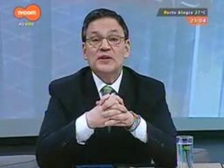 Conversas Cruzadas - Debate sobre o parcelamento dos salários e as reivindicações dos servidores públicos do RS - Bloco 2 - 31/08/2015