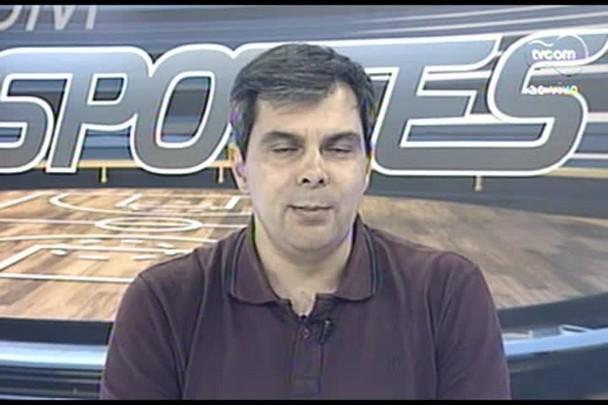 TVCOM Esportes. 3ºBloco. 16.09.15
