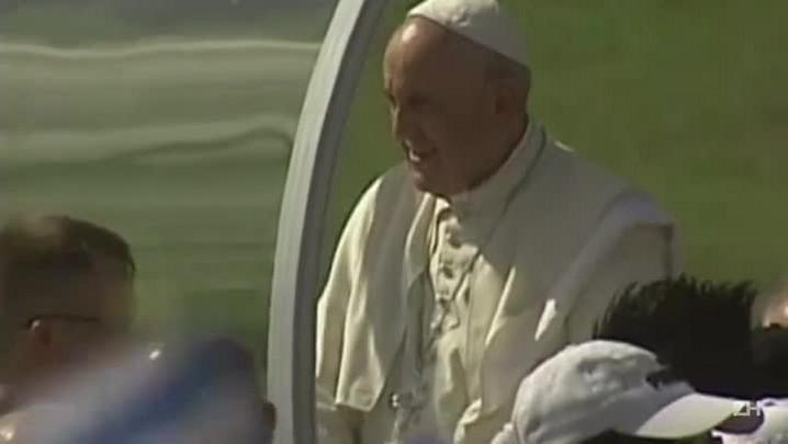 Papa terá agenda política nos EUA