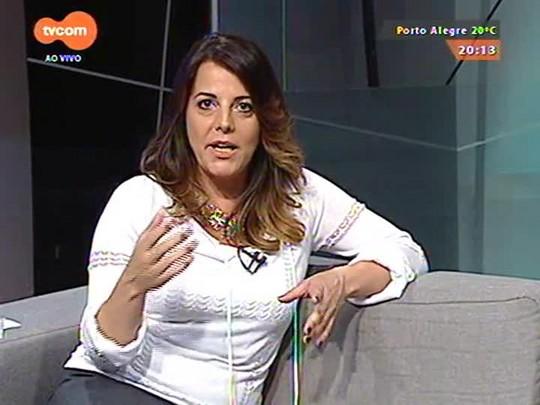 TVCOM Tudo Mais - Fernando Muniz foi conferir os preparativos para a 10ª Bienal do Mercosul