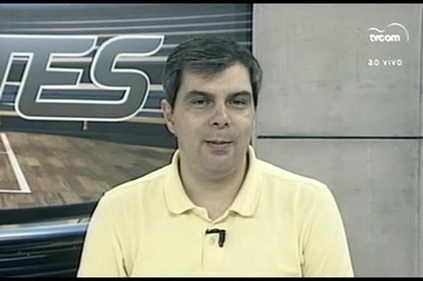TVCOM Esportes. 4º Bloco. 06.11.15