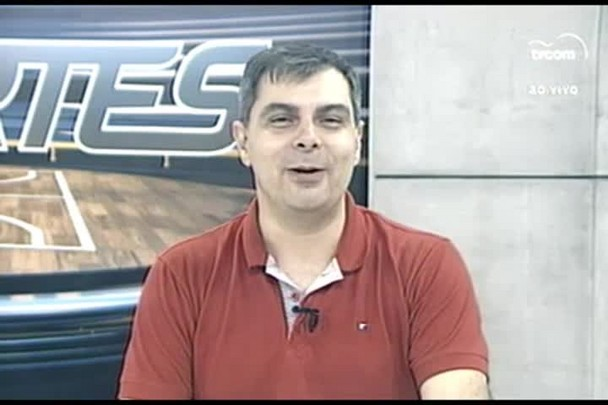 TVCOM Esportes. 3º Bloco. 12.11.15