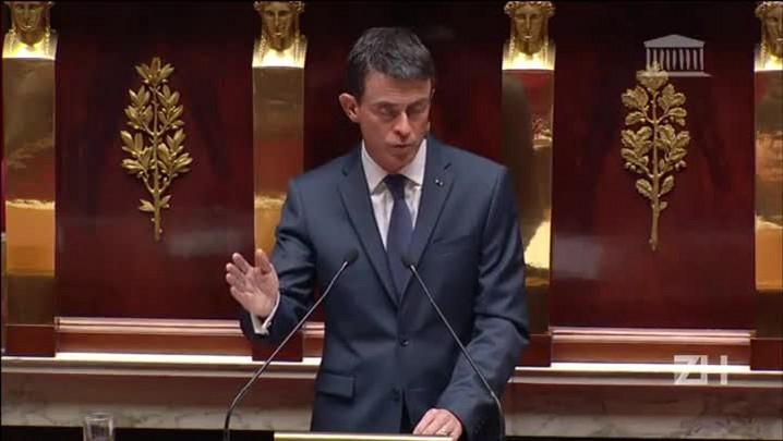 França alerta para risco de ataques com armas químicas
