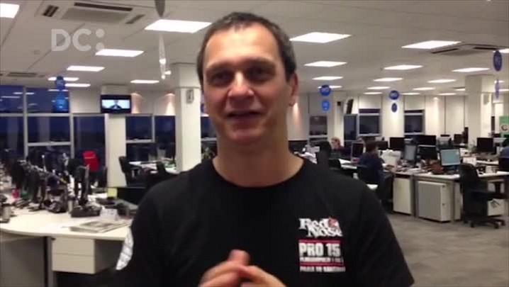 Marcos Castiel comenta jogo Figueira X Fluminense